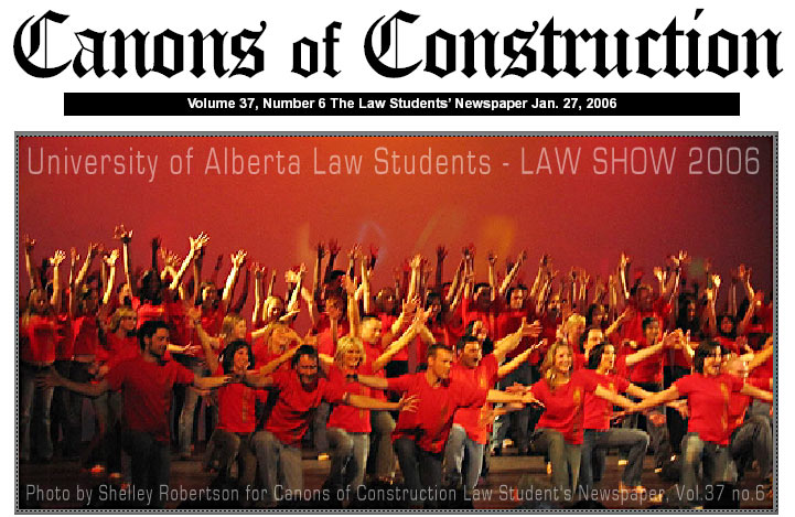 Law Show 2006 - CLICK TO THE JANUARY 2006 ISSUE!